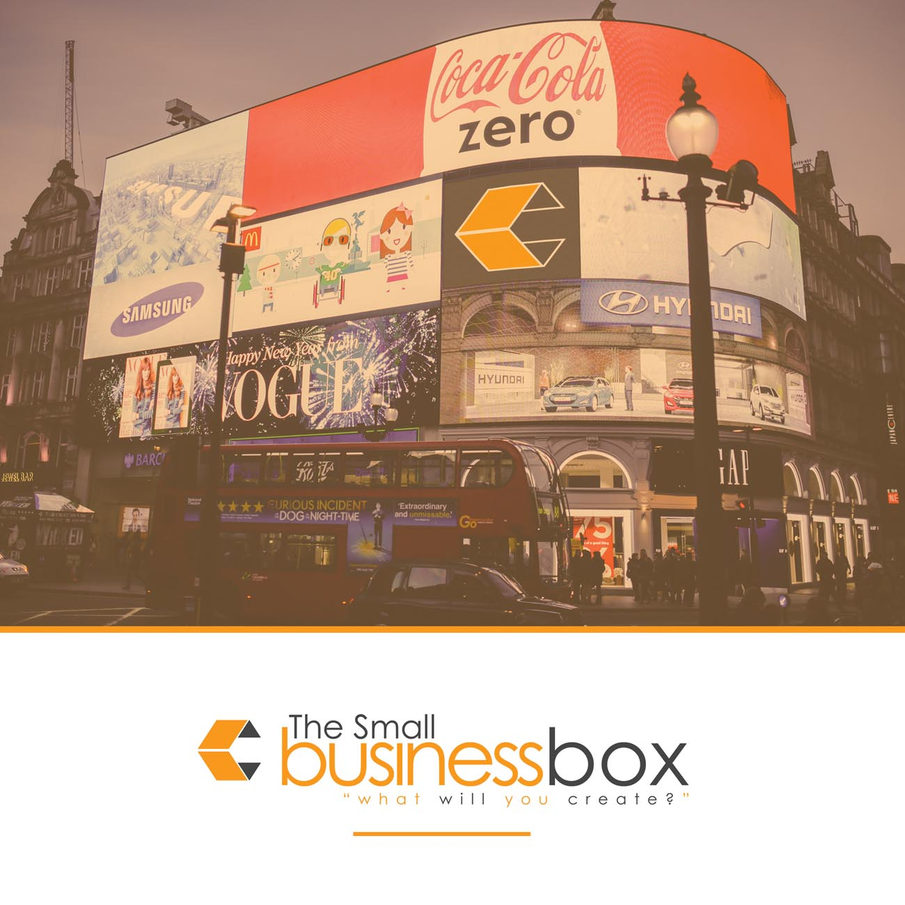 We've re-branded! The Small Business Box is back.