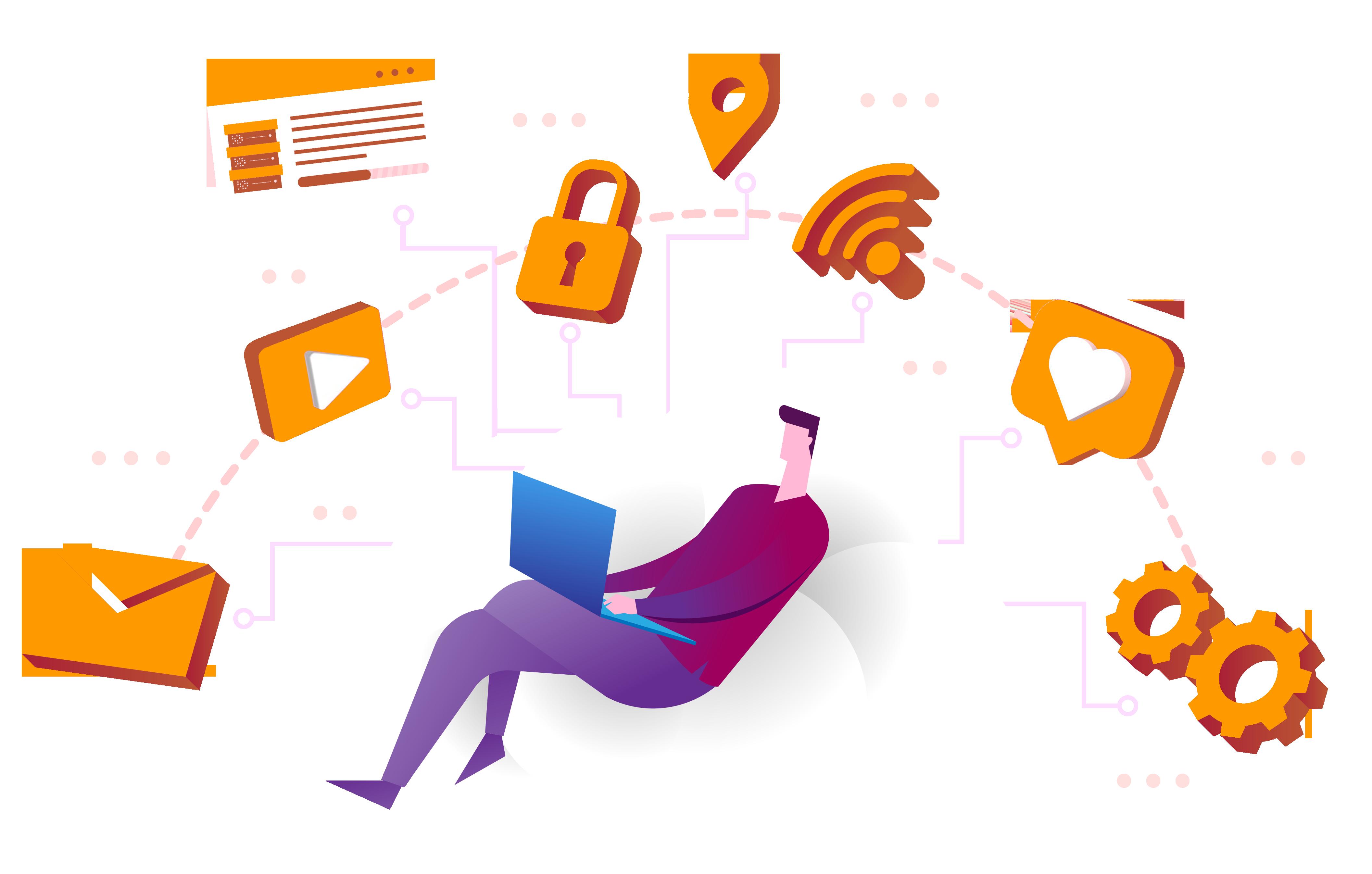 digital services header image