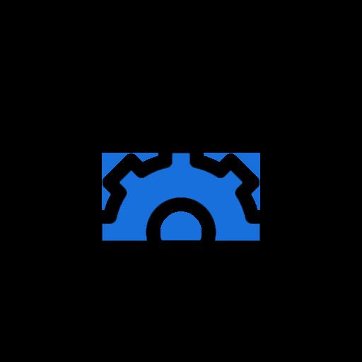 web maintenance icon