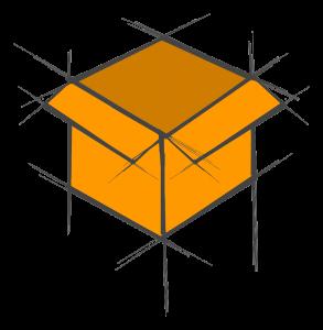SBB orange box
