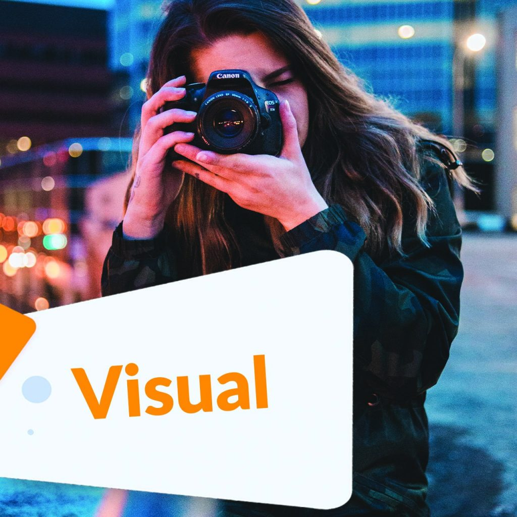 visual tab