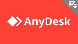 any desk logo