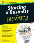 business for dummies book