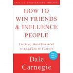 How to win friends and influence people book